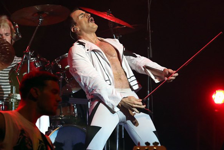 REVIEW: It's a Kind of Magic shines in Queen tribute | Queen It's A