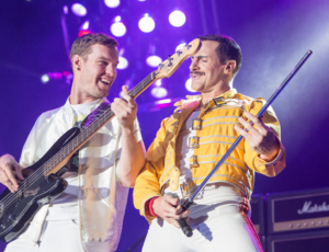 Review: Queen comes to Australia